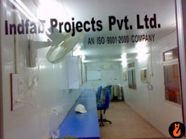 Site Office at VEDANTA Jharsuguda