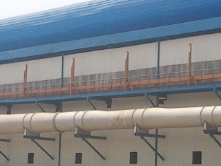 Fabrication & Erection of Alumina Handling